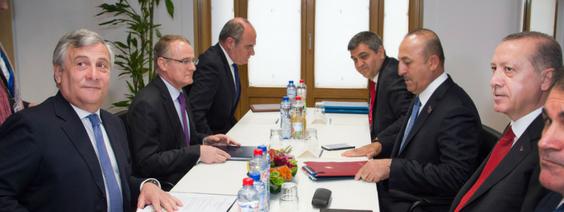 EU kürzt Zahlungen an Türkei um 70 Millionen Euro