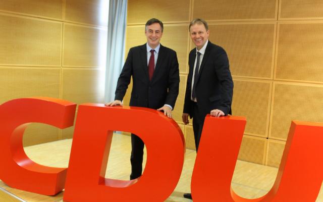 Listenaufstellung der CDU Niedersachsen zur Europawahl