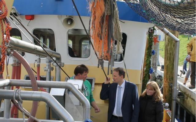 Existenzgrundlage der Nordseefischer gerettet – Jens Gieseke (CDU) setzt einfache Fischfangregelungen durch