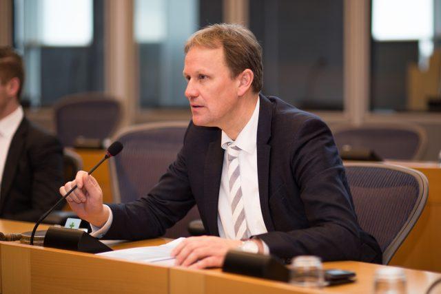 Gieseke im Verkehrsausschuss des Europaparlaments