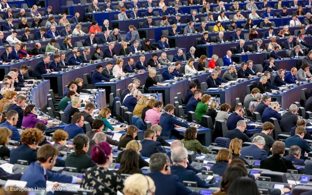 Entschließung zum Europäischen Green Deal
