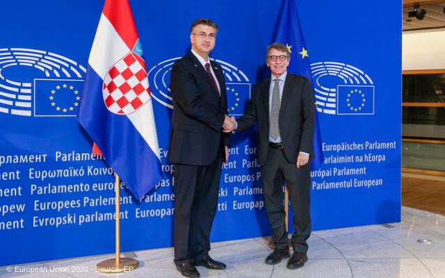 Kroatische EU-Ratspräsidentschaft