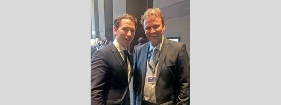 Sebastian Kurz im Parlament: Österreich übernimmt Ratspräsidentschaft