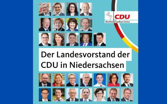Parteitag der CDU Niedersachsen