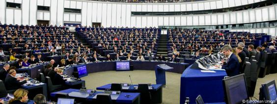 Sitzverteilung im EU-Parlament nach dem Brexit