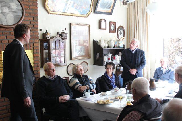 EU-Abgeordneter Gieseke trifft Senioren Union