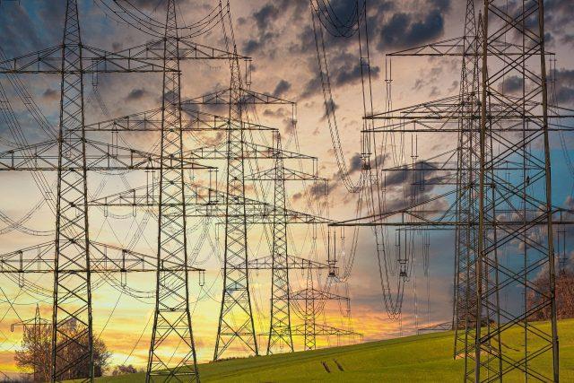 Anstieg der Energiepreise