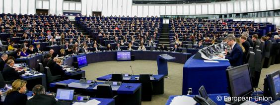 Politische Bildungs- und Informationsfahrten nach Brüssel oder Straßburg