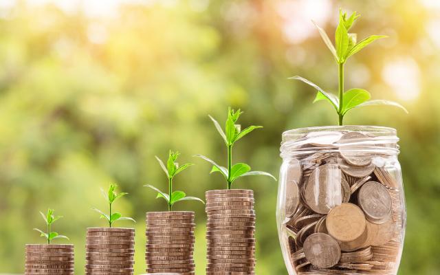 Investitionen in nachhaltige Finanzprodukte