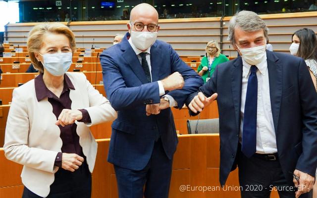 Beratung über EU-Gipfelbeschluss